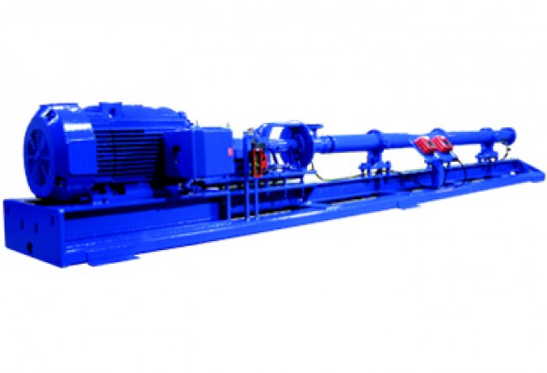 Multistage Surface Horizontal Pumps